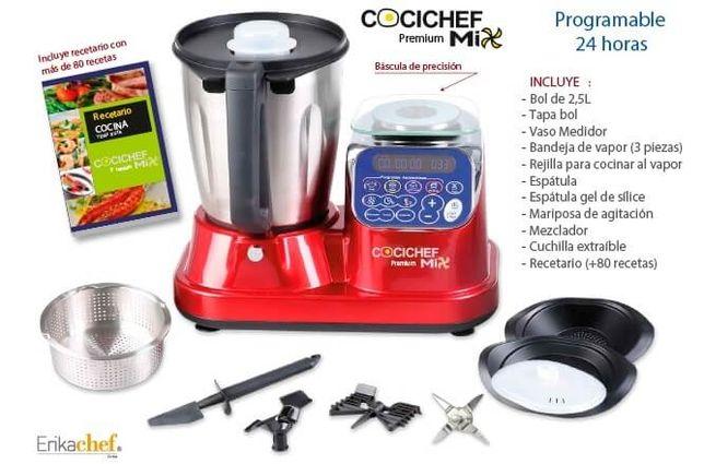 Robot de Cozinha Cocichef Mix Premium - Usado apenas 3 vezes