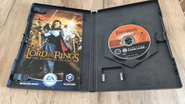 Lord of the Rings Return of the King gra GameCube PAL