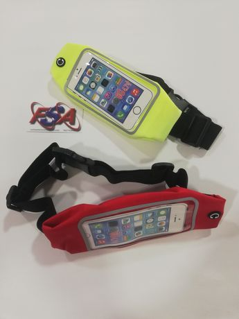 Bolsa de cintura para telemóvel