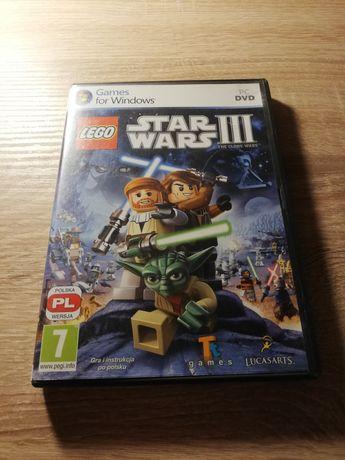 Gra LEGO star wars 3