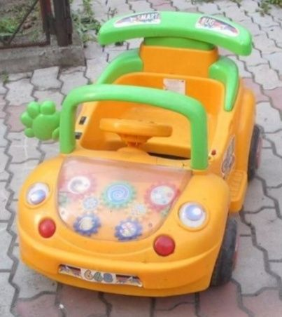 Детский электромобиль жук