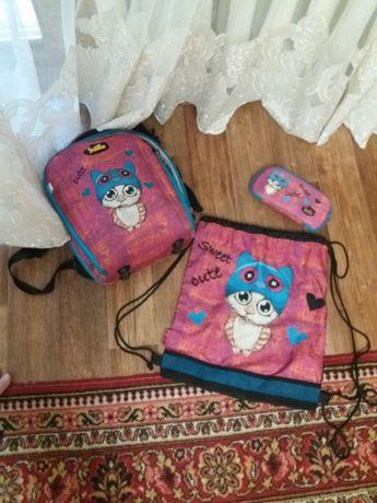 Рюкзак пенал сумка