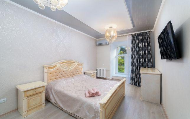 3 комнатная квартира посуточно на Дерибасовской.