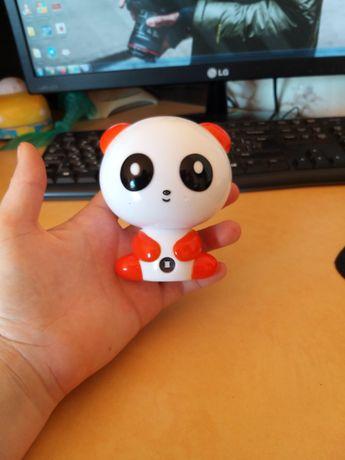 Детский ночничек панда, красивый, жаронакопительный, электрический