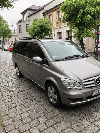 Cesja leasingu (odstępne 7000 zl) Mercedes Benz Viano 2012