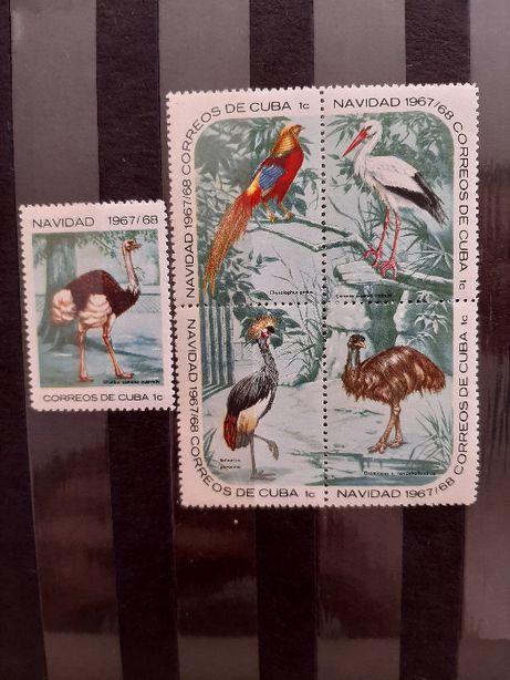 Znaczki pocztowe - zestaw 217