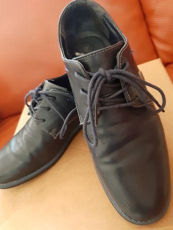 Buty dla chłopca rozmiat 36 Komunia OKAZJA!!!