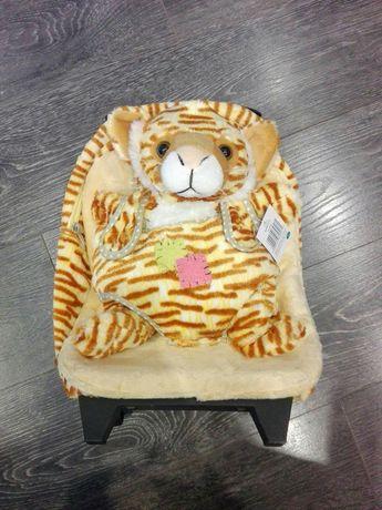 Plecaczek z misiem dla dziecka