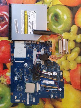 Запчасти к ноутбуку, процессор для ПК