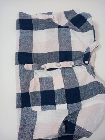 Koszula z smyka rozmiar 116