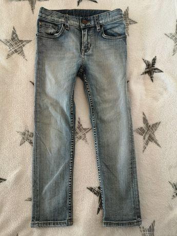 H&M Denim spodnie rozm. 110