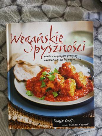 """Książka kucharska """"Wegańskie pyszności"""" Dunja Gulin"""