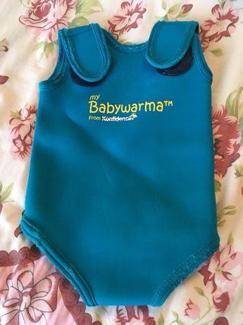 Гидрокостюм на 3-7 кг веса (0-6 мес), неопрен,гідрокостюм для немовлят