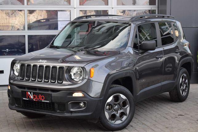 Jeep Renegade  Автомобиль