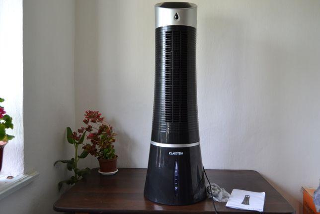 ГЕРМАНИЯ Мобильный башенный кондиционер БУ с пультом на 40 м2 мини