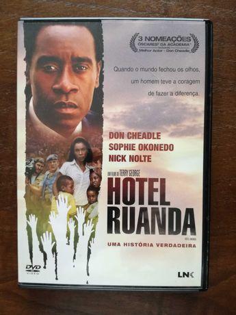 "DVD ""Hotel Ruanda"""