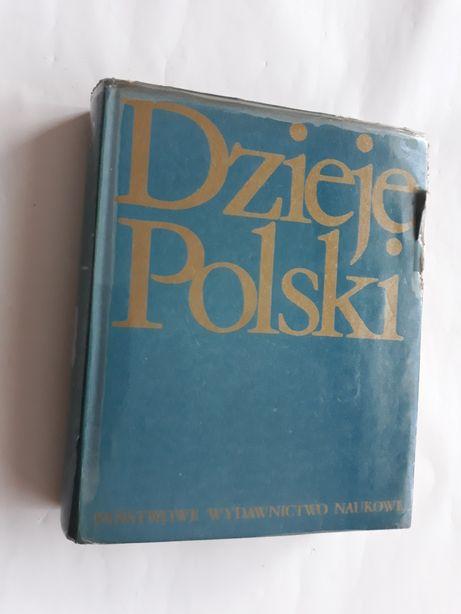 Dzieje Polski pod red. Jerzego Topolskiego