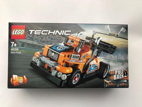 Лего Гоночный грузовик 2 в 1 Lego Technic 42104 оригинал в наличии