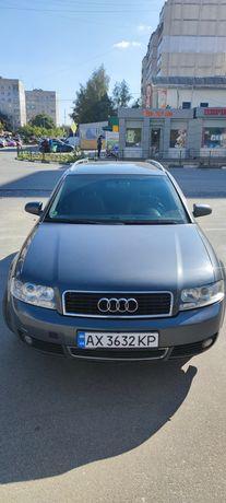 Продам Audi A4 B6 quattro