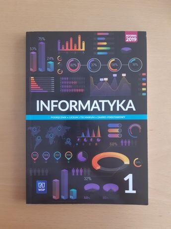 Sprzedam podręcznik do informatyki dla klasy 1 liceum i technikum