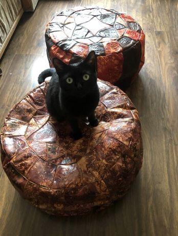 Сидушка пуфик ламзак кресло из Египта