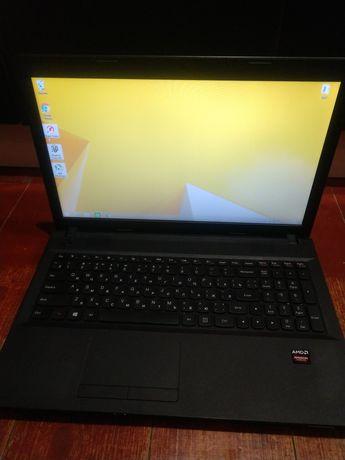 Lenovo g505 в отличном состоянии , проц a4 5000 ,  видеокарта hd8570
