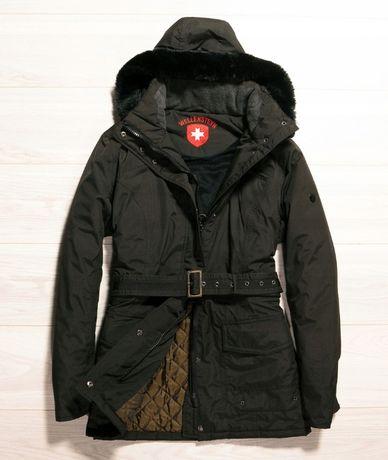 Wellensteyn Kurtka eternity parka jacket futerko