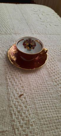 Chavena de café antiga