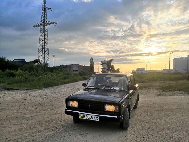 ВАЗ-2107 1995 торг