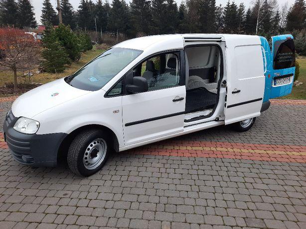 VW caddy maxi ciężarowy