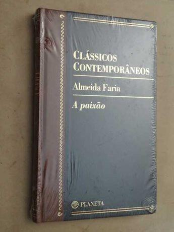 A Paixão de Almeida Faria