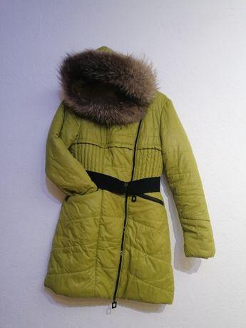 Płaszcz/kurtka Monnari z futerkiem rozmiar 40