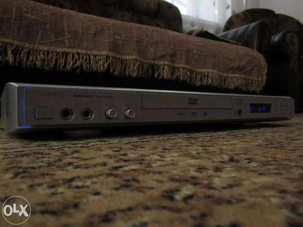 DVD-плеер Elenberg DVDP-2415