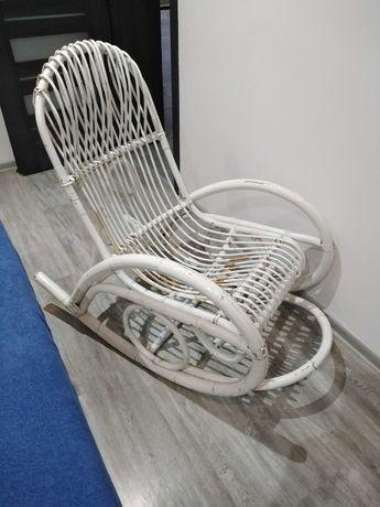 Fotel bujany antyk