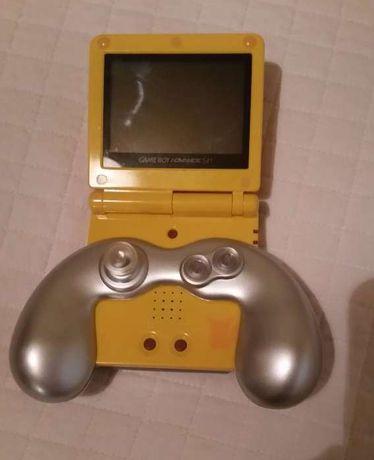 Adaptador comando GameBoy Advance SP
