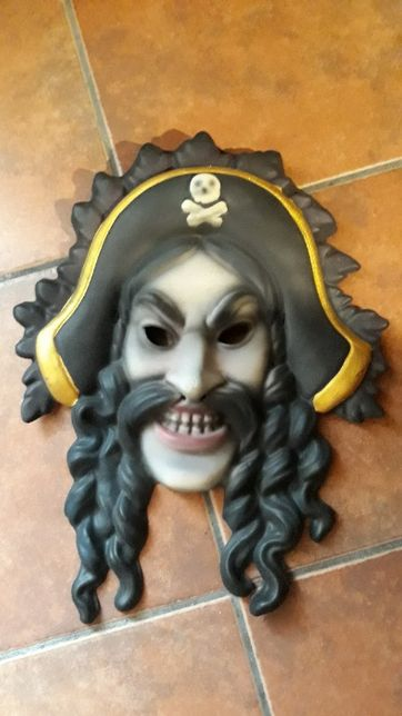Máscara de Carnaval - Pirata
