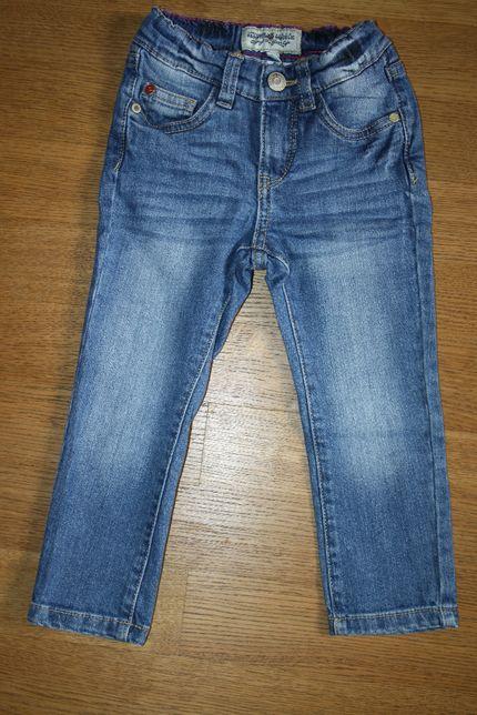 Spodnie dżinsowe KappAhl rozm. 92
