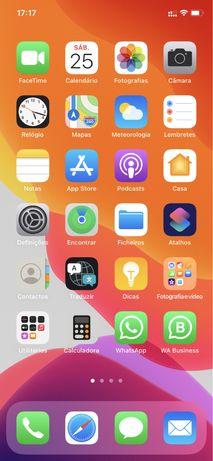 IPhone 11 Cinzento Sideral com 128GB
