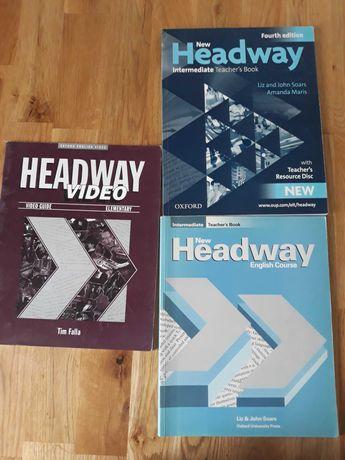 Headway książki mix