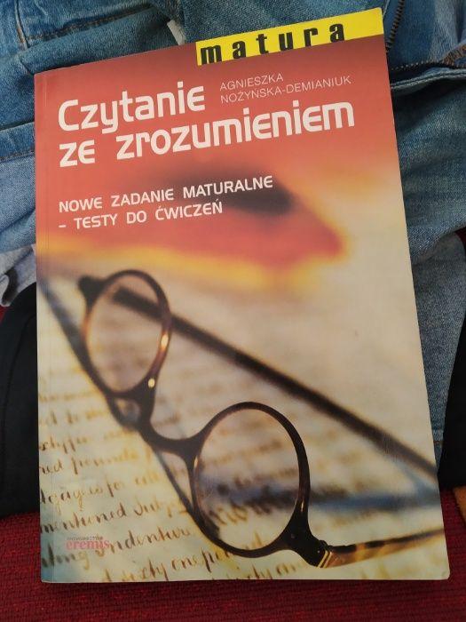 Czytanie ze zrozumieniem matura Warszawa - image 1