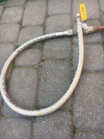 Wąż do kuchenki gazowej