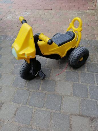 Rowerek - motorek