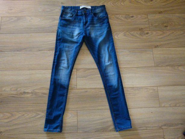 New Look spodnie jeans rurki męskie rozmiar M 32/32