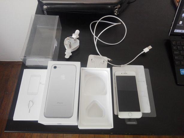 fabryczny iPhone 7 128 GB gwarancja folia!!!