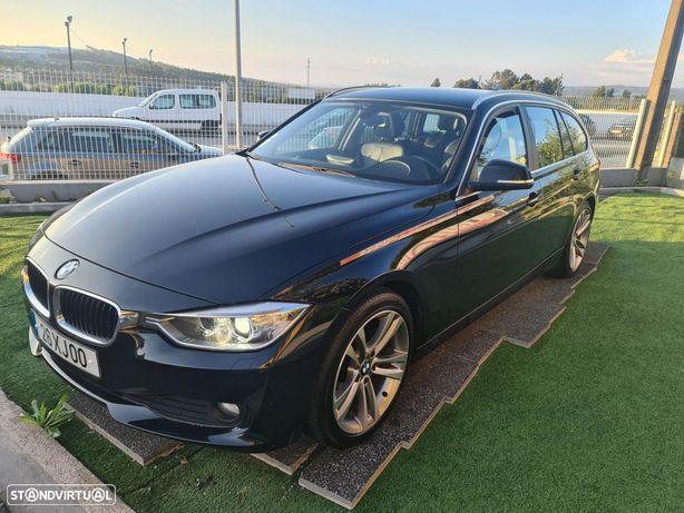 BMW 320 d Touring EfficientDynamics Auto