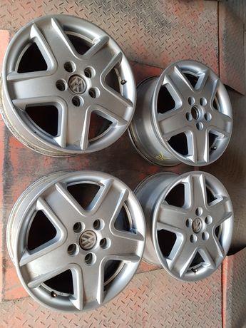 Felgi Aluminiowe Volkswagen sharan-R16 5x112 ET54- 6.5J