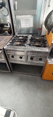 Kuchnia gazowa 4 palnikowa