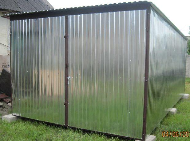 BLASZAK  , garaż 3x5