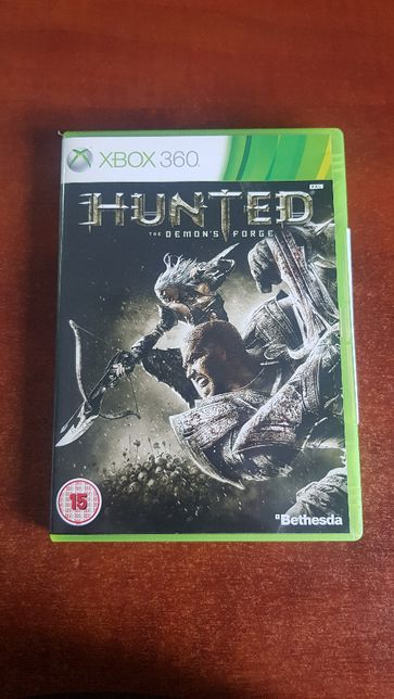 HUNTED The Demon`s Forge xbox360