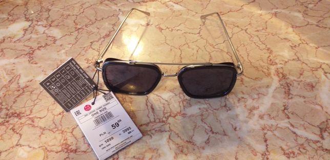 Nowe nieużywane okulary Reserved.